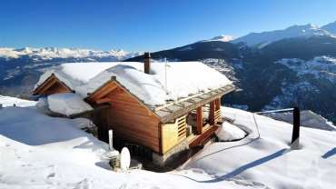 Exceptionnel chalet
